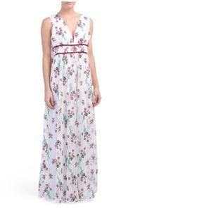 Zac Zac Posen   Sleeveless Trudey Gown Size 2